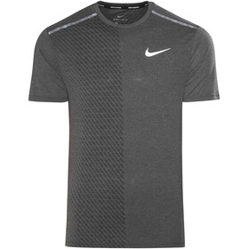 Nike Breathe Tailwind SS Running Top Men anthracite/black